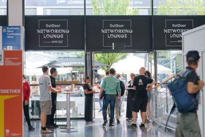 OutDoor Networking Lounge II